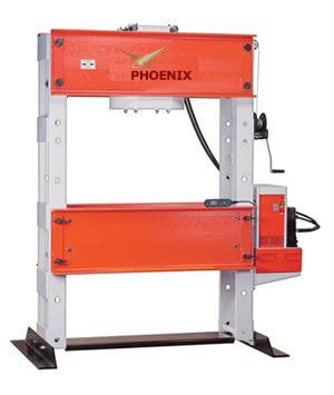 150 – 200 Ton H-Frame Press