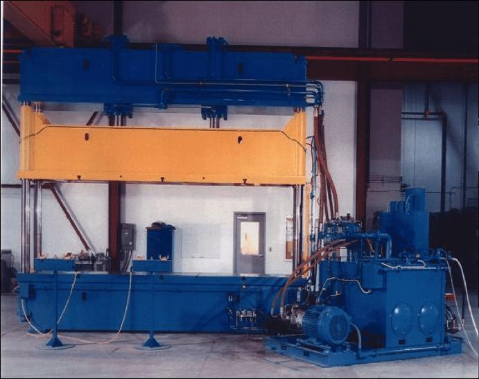 200 Ton Perform Hydraulic Press