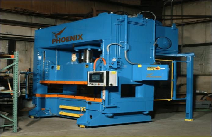 150 Ton Gib Guided Hydraulic Press