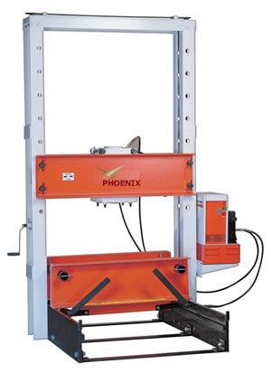 80 – 200 Ton Roll-Bed Press