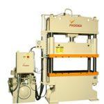 Compact Four Column 50 Ton Hydraulic Press