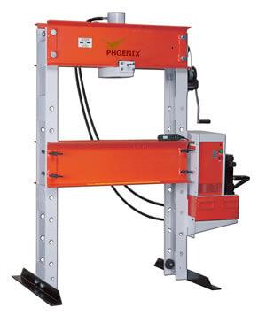 55 Ton H-Frame Shop Presses