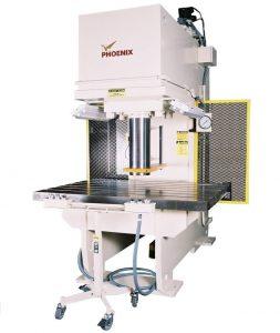 Custom Hydraulic C-Frame Floor Press