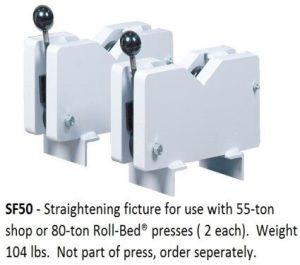 55 Ton Hydraulic H-Frame Press