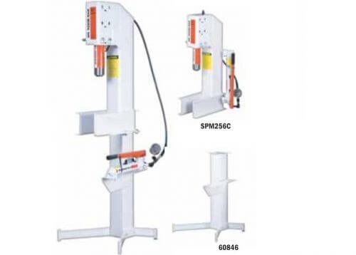 C Frame 25 Ton Press Phoenix Hydraulic Presses