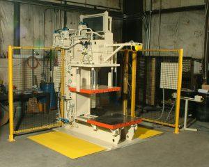 Phoenix Hydraulic Open Gap Frame Presses