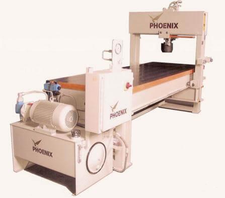 40 Ton H-Frame Press