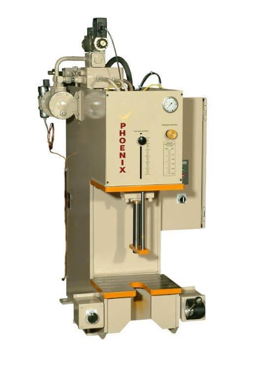 Custom C-Frame Hydraulic Bench Presses